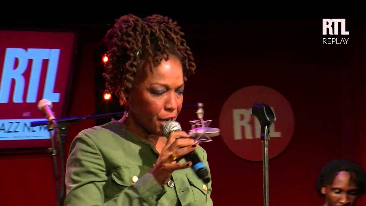 Lisa Simone - Aint Got No I Got Life en live dans l'Heure du Jazz RTL