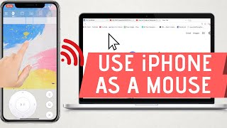 How To Use Your iPhone As a Wireless Mouse & Keyboard | Remote Mouse