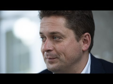 Is Scheer hurting the Conservative party staying on as leader?