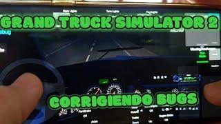 GRAND TRUCK SIMULATOR 2 SIGUEN TRABAJANDO EN LOS BUGS/NOVEDADES #11