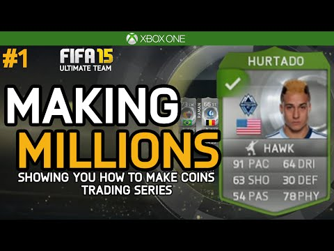 FIFA 15 | MAKING MILLIONS – SILVER PROFITS! | Episode #1 – (Ultimate Team Trading Series)