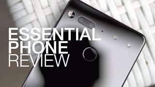 Essential Phone Review: I Wanted This to be the One