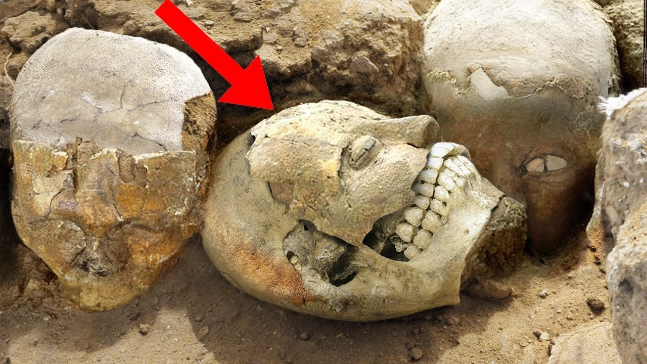 इस खोज ने तो वैज्ञानिको की नींदें उड़ा कर रख दी   Archaeologists Were Shocked When They Found This