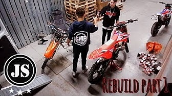 BETA & KTM REBUILD #1  Der Pfusch beginnt