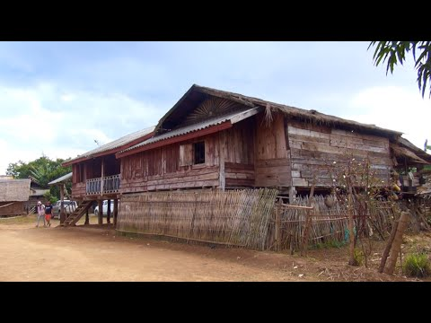 The Village House, Xieng Khuang, Laos