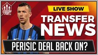 Perisic Manchester United Transfer Talks Begin? Man Utd Transfer News