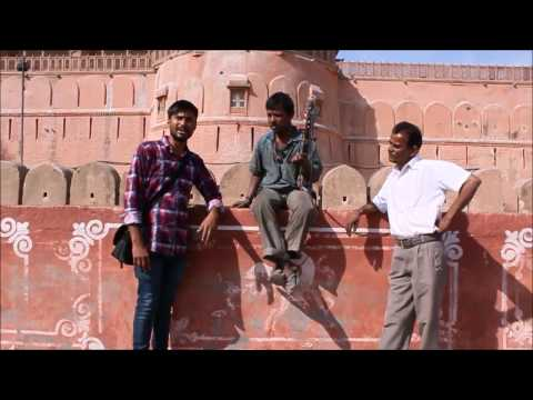 World Tour || Jaipur to Bikaner by Road || Journey of Thar Desert ||