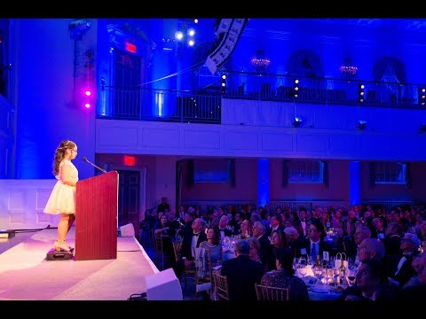 Global Classroom at the 2017 Fulbright Awards Dinner