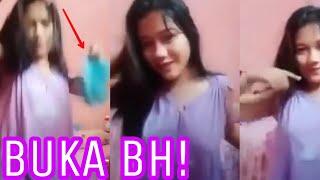 Abg buka bh!! BIGO LIVE