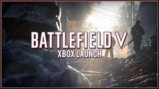 BATTLEFIELD 5 - Xbox One X Enhanced LAUNCH Trailer (2018) HD