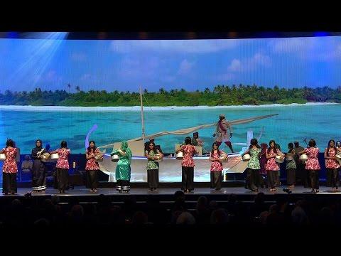 ITB 2016 Maldives Musical Performance