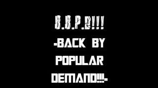 B.B.P.D. MIXTAPE @Djrevvyc