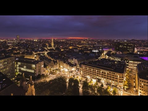 Brussels Big Outdoor Events and Festivals