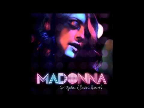 [2011's NEW REMIX] Madonna - Get Together (Bosich Remix)