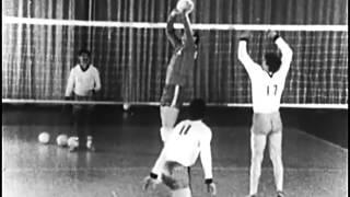 видео История волейбола. История возникновения и развития волейбола