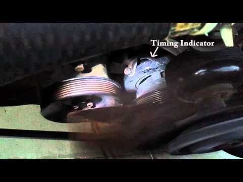 Ignition Timing Demostration 1990 Ford F150