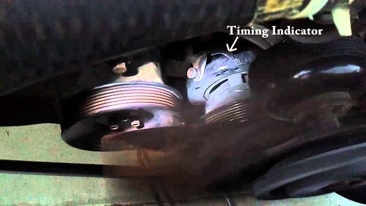 Ignition Timing Demostration 1990 Ford F150 Youtube 86 302 Control Module Wiring Diagram