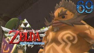 Zelda Skyward Sword #69 : L'ÉPREUVE DU GORON