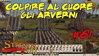 Total War: Rome II Gameplay ITA PC - Colpire Al Cuore Gli Arverni -