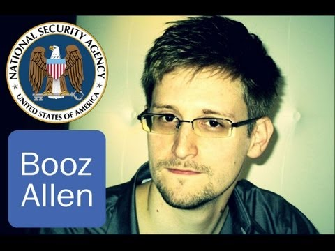 What you're not being told about Booz Allen Hamilton and Edward Snowden - Truthloader