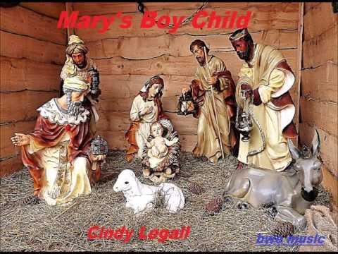 Cindy Legall  -   MARY BOY CHILD (CHRISTMAS MUSIC  -   BARBADOS - ENGLAND)