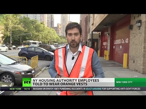 Get protected: NY housing authority tells employees to wear orange vests