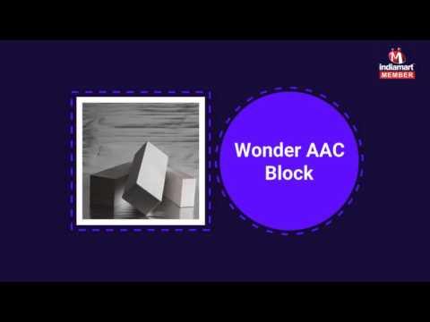 Concrete Blocks and Grooving Machine by Citadel Eco-build Pvt. Ltd., Pune