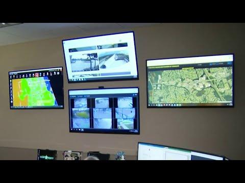 Live Camera Feeds At Flagler Sheriff's Office Catch Criminals, Deliver Help