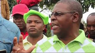 Prof Ncube speaks on Thokozani Khupe