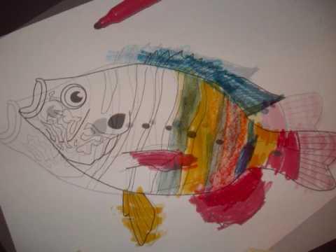 Poisson d 39 avril imprimer et coloriage de poisson d 39 avril youtube - Poisson d avril images gratuites ...