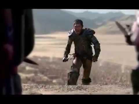 Spartacus  War of the Damned   Final Battle Spartacus & Crassus HD