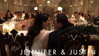 Jennifer & Justin | Wedding Highlight | Hacienda Sarria, Kitchener, ON, Canada
