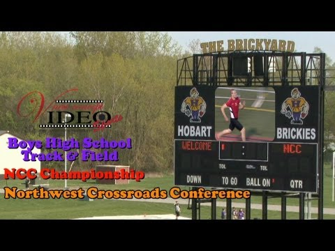 2013 Boys Track & Field (NCC Championship)