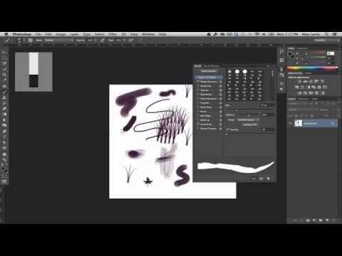 Fundamentals of Photoshop: Brushes
