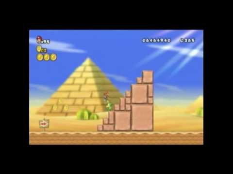 99 / Infinite Lives For All Players - New Super Mario Bros. Wii