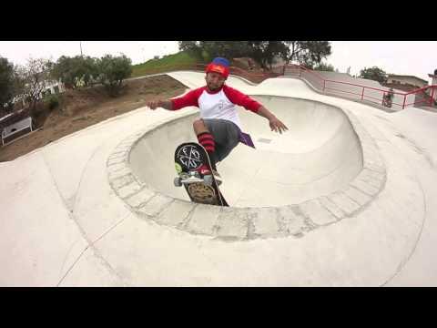Los Reyes La Paz Skateparck
