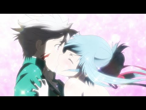 Plunderer「 AMV 」-  Without You / Licht x Hina Kiss