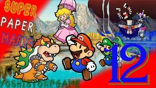 En Busca de Merlí en el 2º Mundo【Super Paper Mario】Ep 12