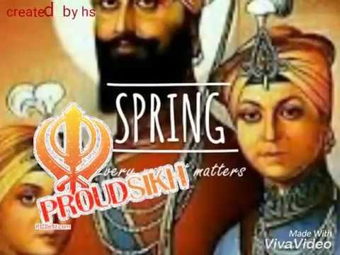 Guru gobind singh ji de lal pyaare ~~...