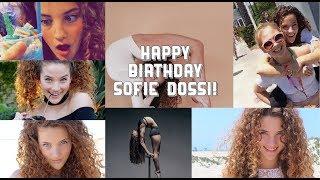 HAPPY BIRTHDAY SOFIE DOSSI