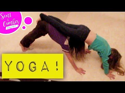 Kids Yoga Challenge Youtube