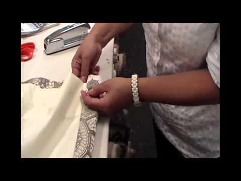 How To Make A Custom Drape