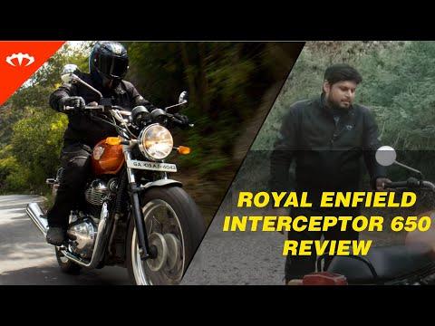 Royal Enfield Interceptor 650 review - as detailed as it gets | IAMABIKER
