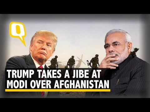 'Who's Using it?': Trump's Jibe At PM Modi On Afghan Library