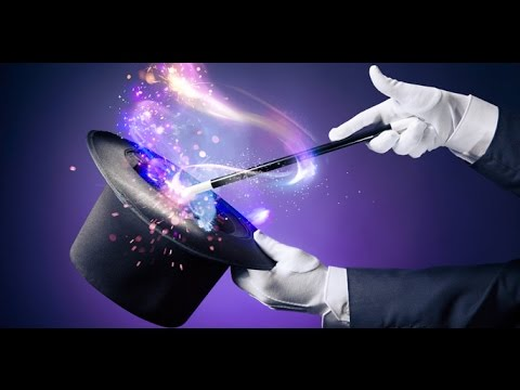 Tutorial magic tricks-lord Vic