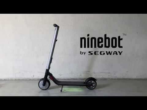 Segway Ninebot ES2 Electric Scooter UL2272 Certified