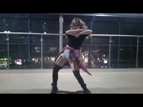 RAZOR B - UP IN DEH / Choreo Monika Jerzynek / Zumba