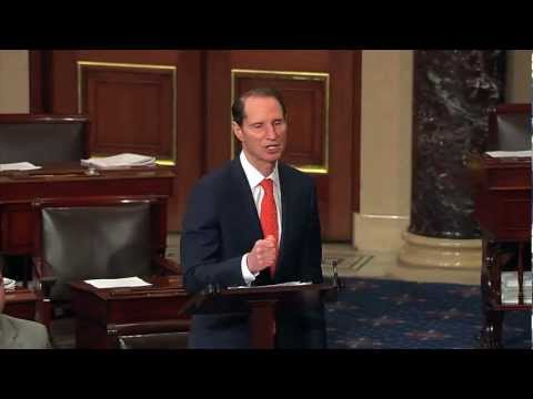 Wyden Floor Statement on FISA Reauthorization Act and Proposed Amendments