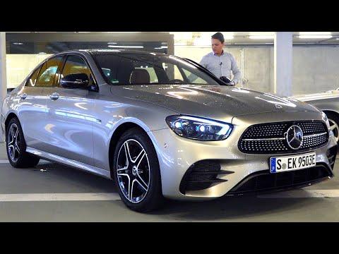 2020 Mercedes E Class AMG - NEW E300 Review Sedan Hybrid Sound Interior Exterior Infotainment