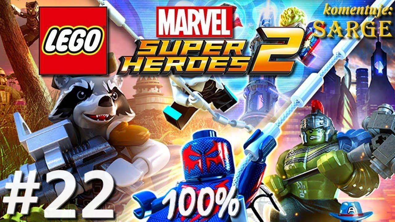 Zagrajmy w LEGO Marvel Super Heroes 2 (100%) odc. 22 – Sakaar [1/3]